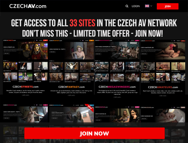 Czech AV Discount On