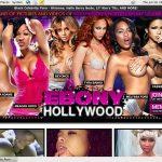 Logins Ebony Hollywood Free