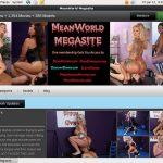 Meanworld Login Information