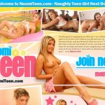 Pass For Naomi Teen