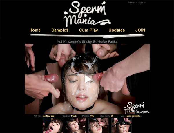 Spermmania.com Free Trial Option
