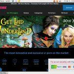VR Conk Discount Info