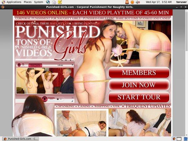 Punishedgirls Full Access