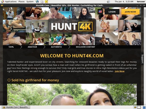 Hunt 4k Password Generator