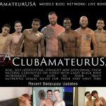 Club Amateur USA Account