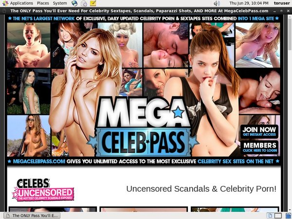 Mega Celeb Pass Hd