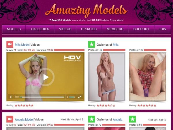 Amazing-models.com 구독하기