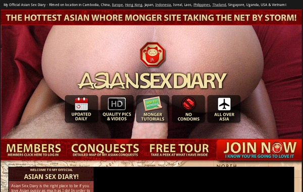 Asian Sex Diary Site