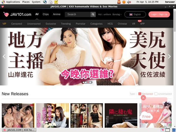 Jav101 Working Password
